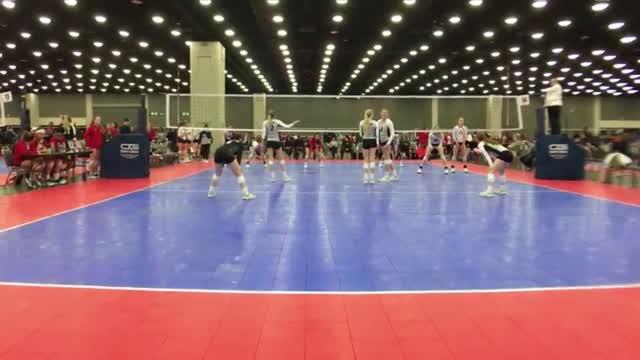 adversity volleyball club  adidas sportsrecruits 2020 Ultra Ankle Bluegrass Tournament