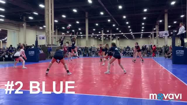 NRG Volleyball | NRG 15 Ampd | SportsRecruits
